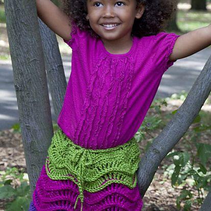 Chevron Crochet Skirt Free Pattern