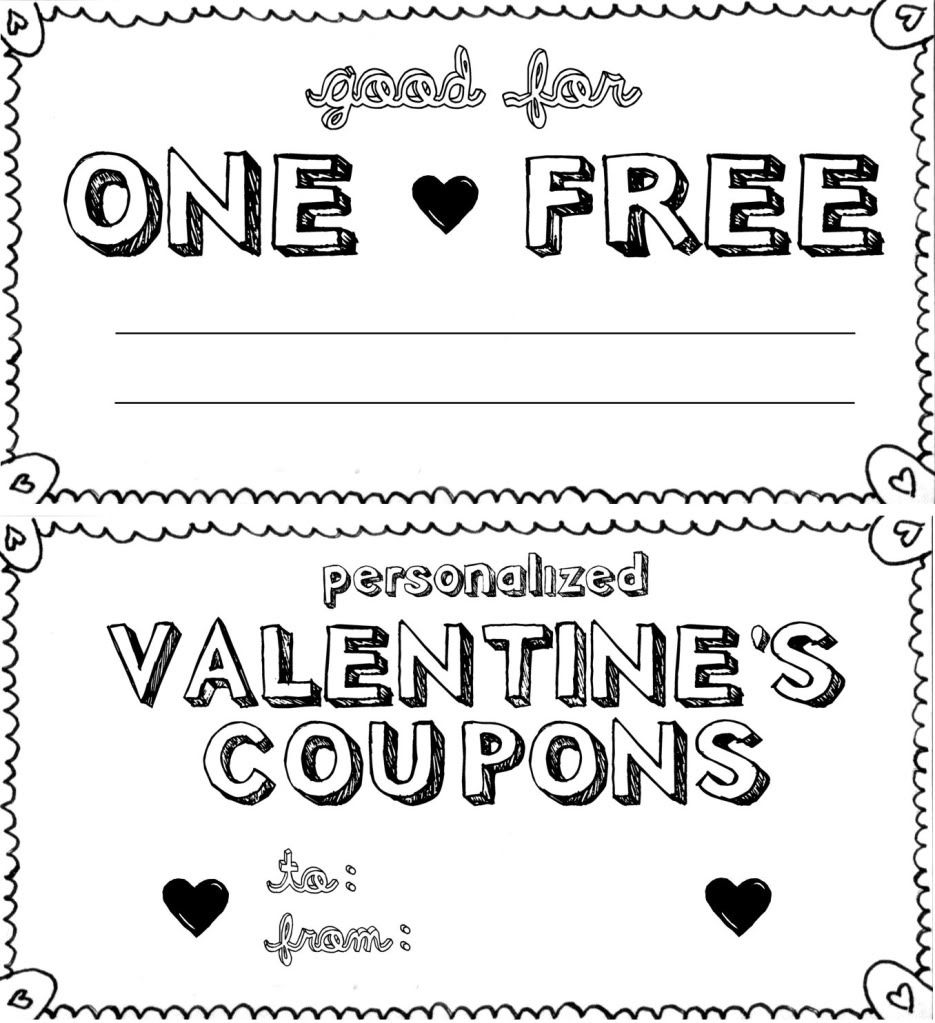 15 sets of free printable love coupons and templates maxwellsz
