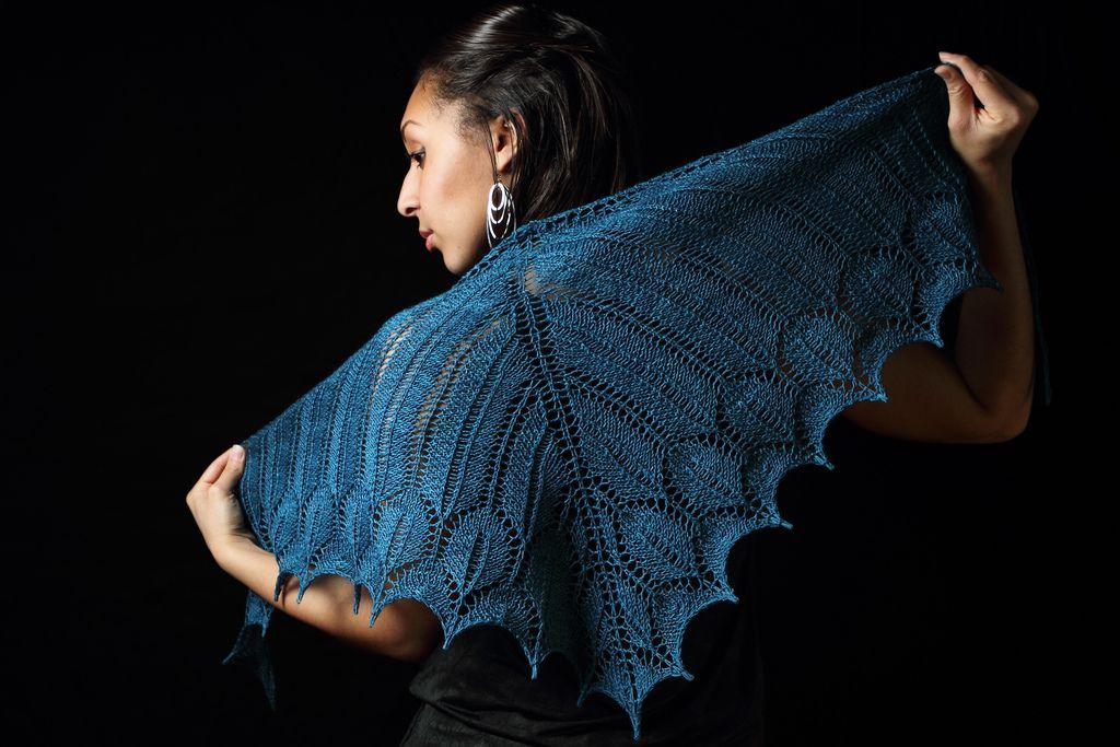 Kaliope Shawl Knitting Pattern