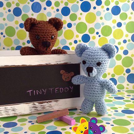 15 Crochet Teddy Bear Patterns | 427x427