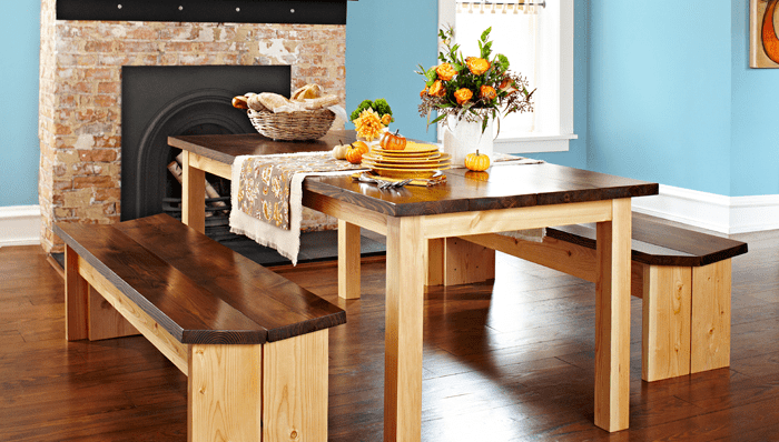 free dining room table | 13 Free Dining Room Table Plans for Your Home