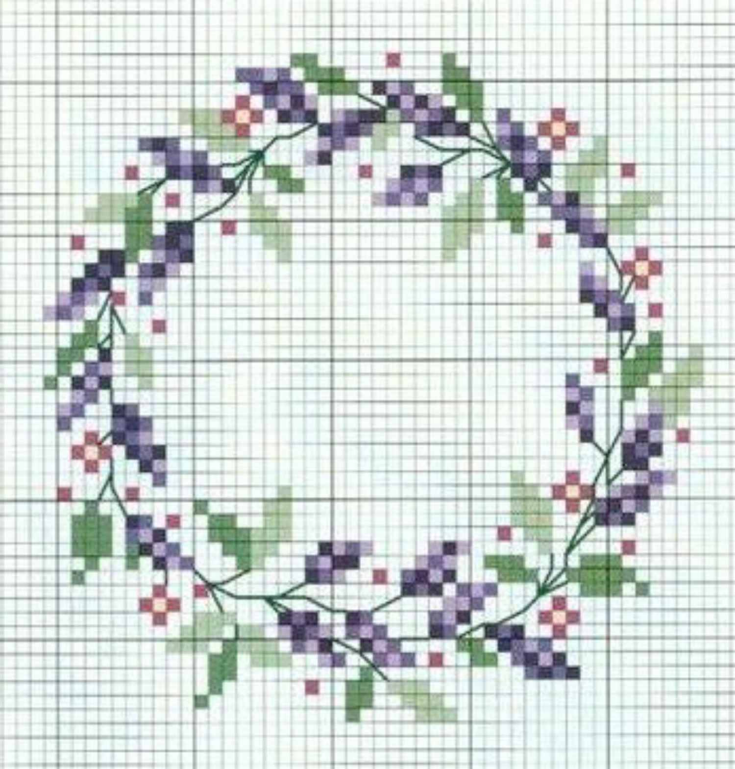 Cross Stitch Pattern Awesome Inspiration Design