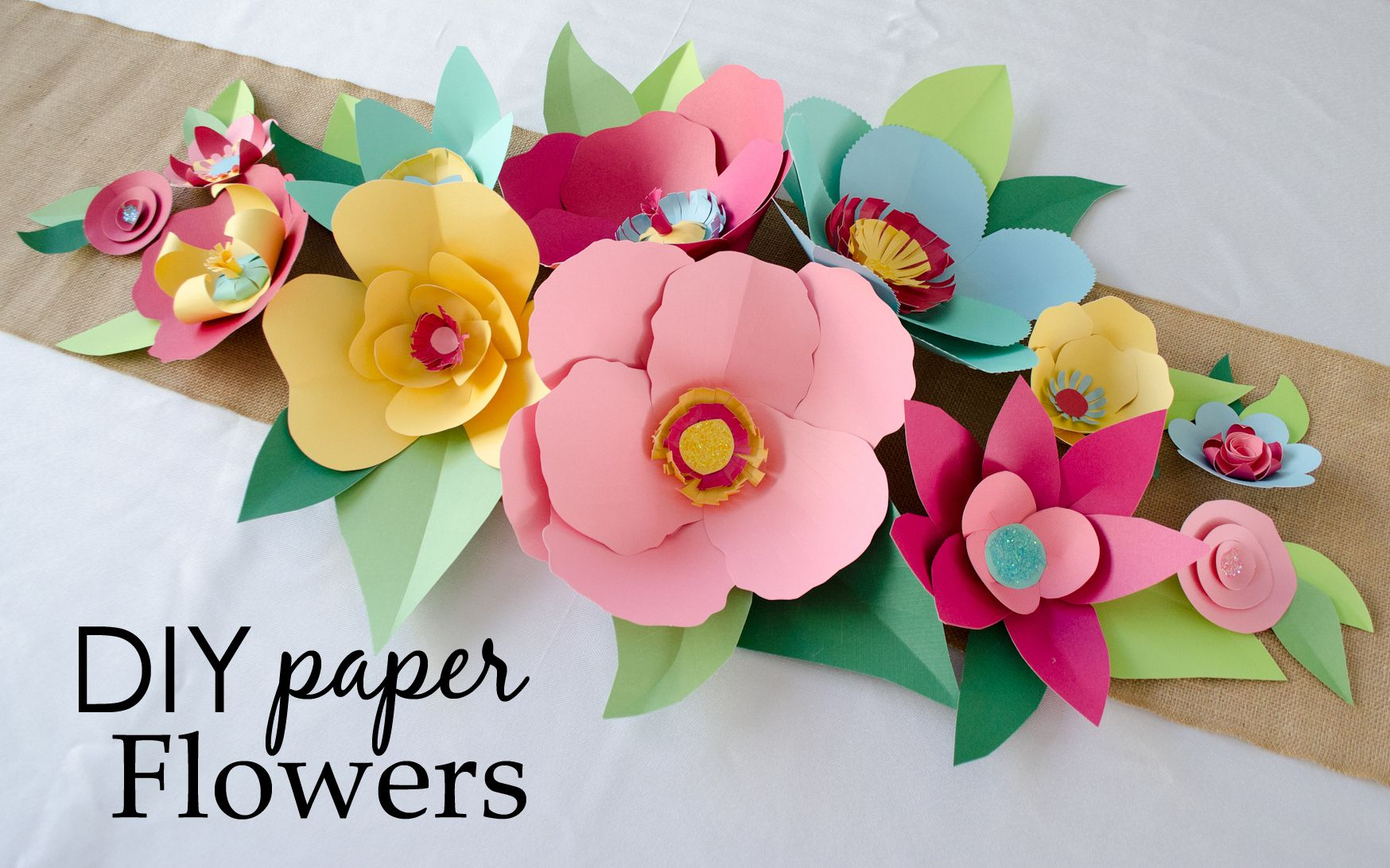 11 diy paper flowers you can make for all occasions mightylinksfo