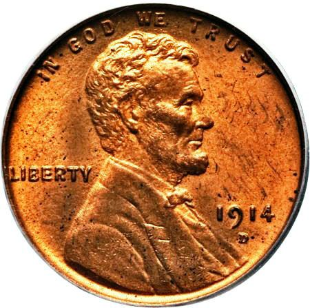 What Color is Your Copper Coin? - Grading Them
