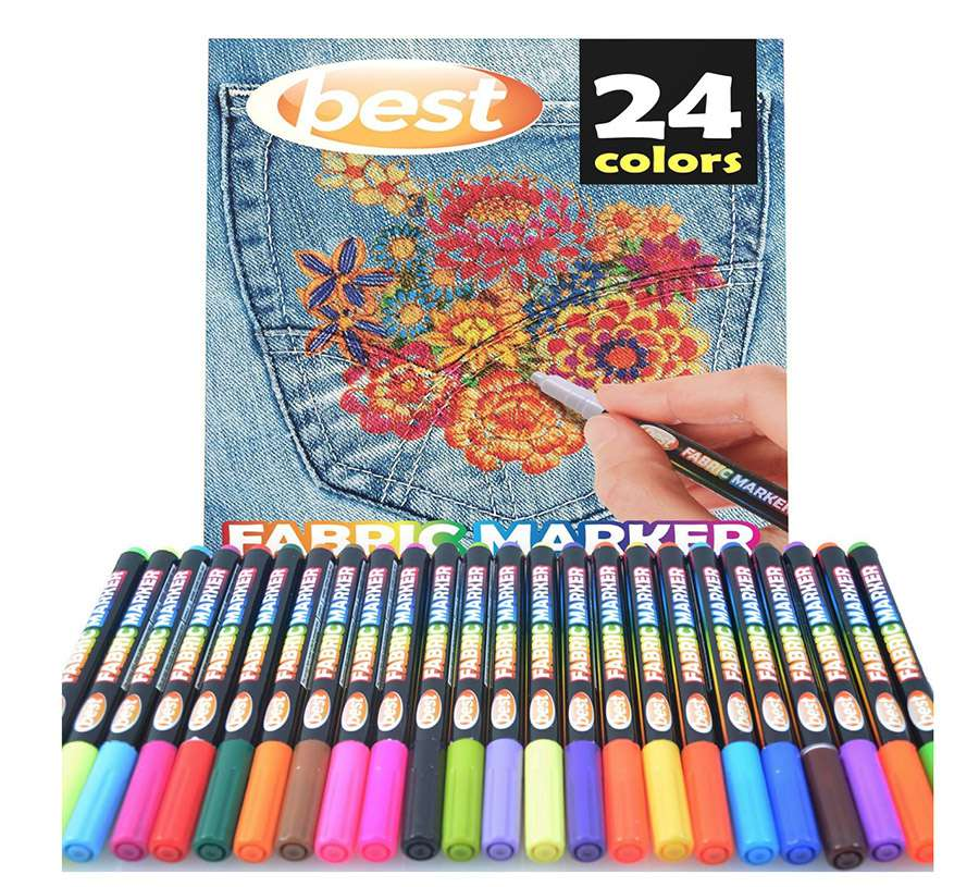 Best Fabric Markers