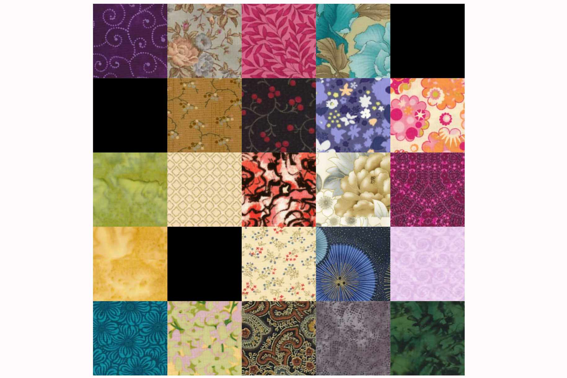 10 Inch Patchwork Quilt Block Patterns