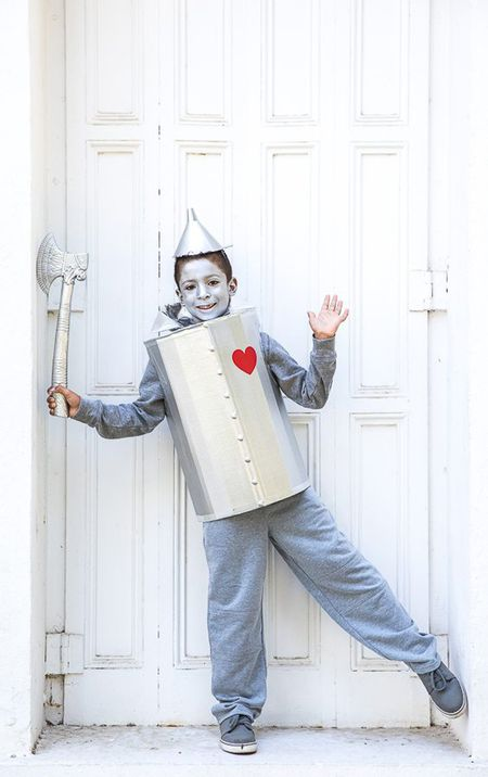 tin man halloween costume