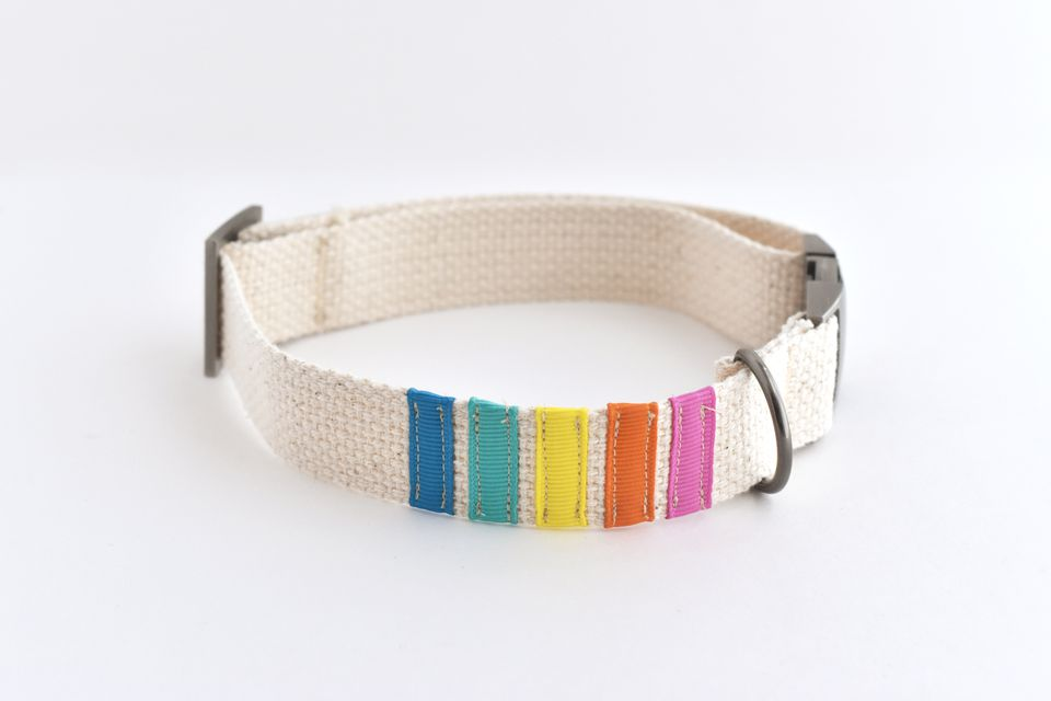How to Sew an Adjustable Dog Collar