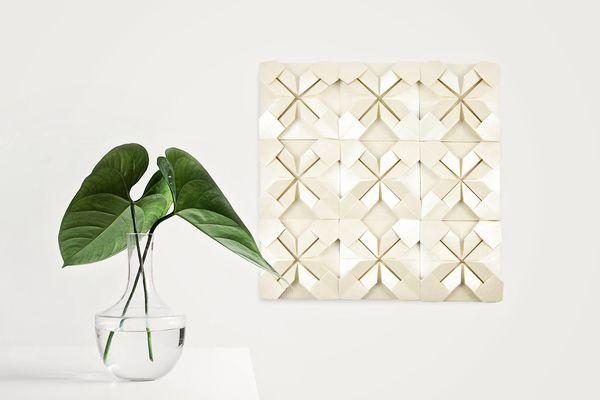 Origami Quilt Artwork Tutorial 00