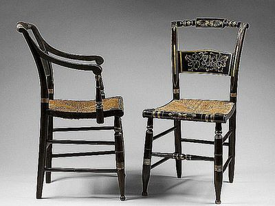 Meet America's First Mass-Produced Chair. Antique Collecting - Learn To Identify Antique Furniture Chair Styles