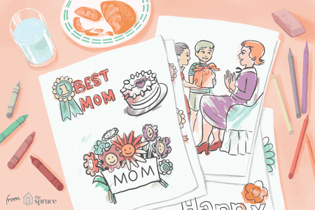 Free, Printable Mother\'s Day Coloring Pages