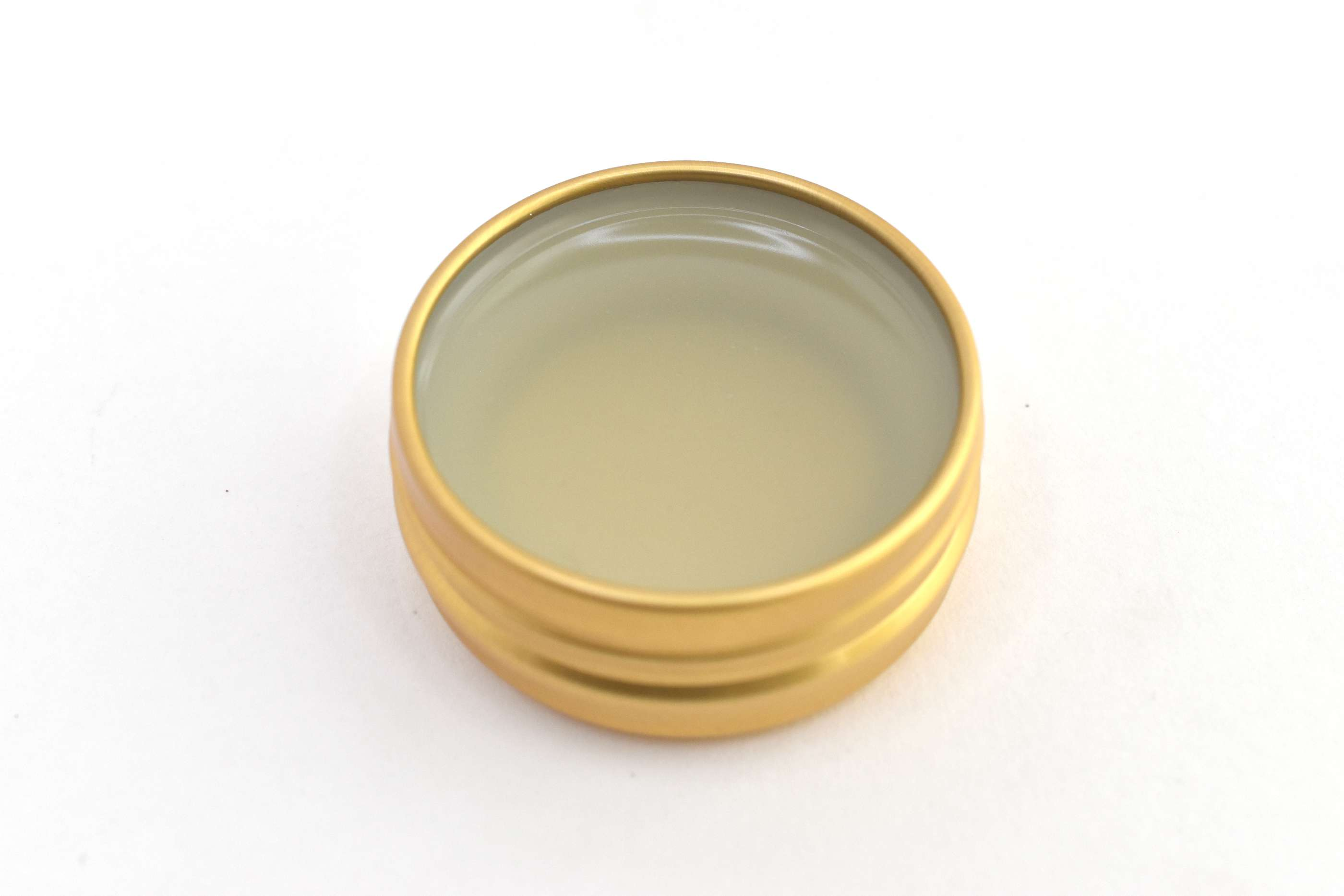 Honey Citrus Lip Balm Cooling in a Container