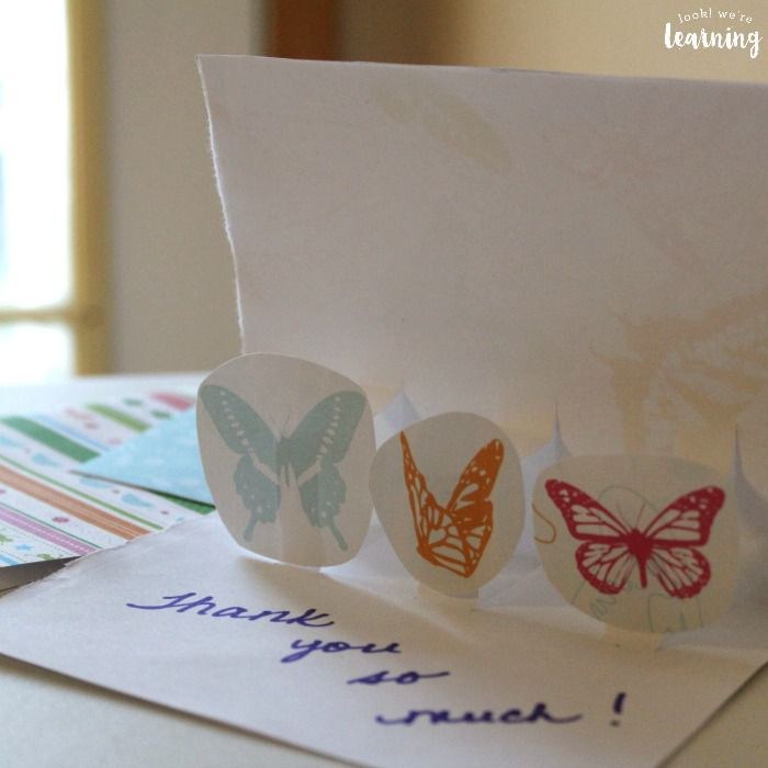 Easy Pop Up Card