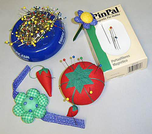 Pin Cushion Colection