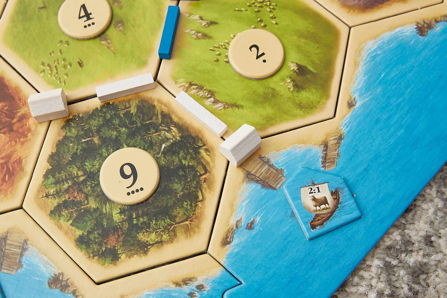 Catan board game expansion