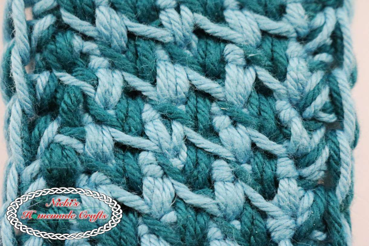 Turkish star stitch