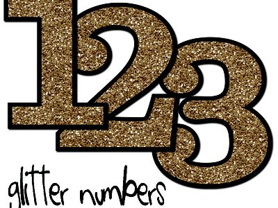 Free Printable Letters And Numbers For Crafts