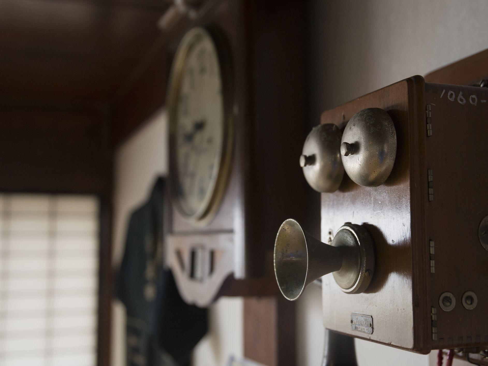 Identify Antique Wall Telephones