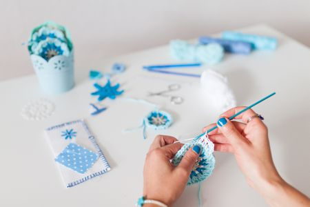Free Online Crochet Lessons