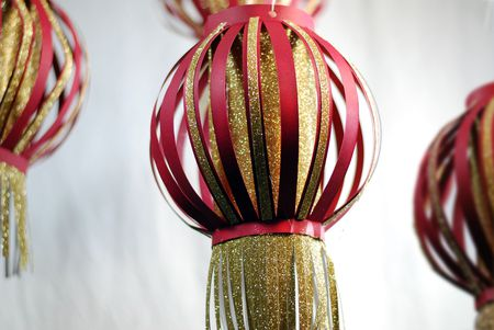 How To Make A Chinese Paper Lantern From Craft Paper
