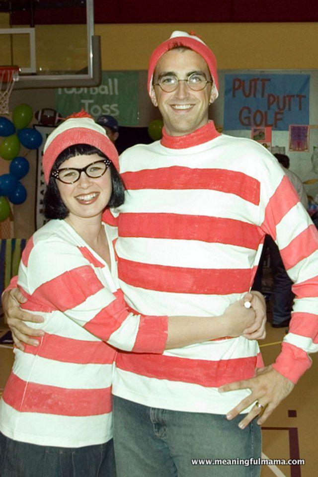 26 diy couples halloween costumes diy wheres waldo and wilma costumes solutioingenieria Choice Image