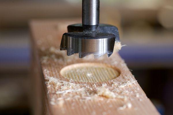 Drilling wood bits