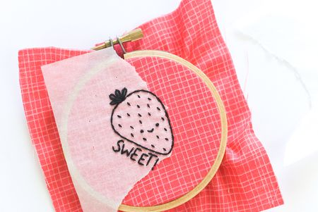 Using The Tracing Paper Embroidery Transfer Method Custom Pattern Tracing Paper