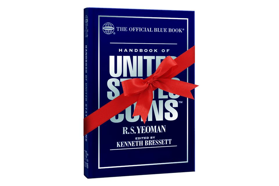 The Official Blue Book Handbook of United States Coins; Whitman Publishing