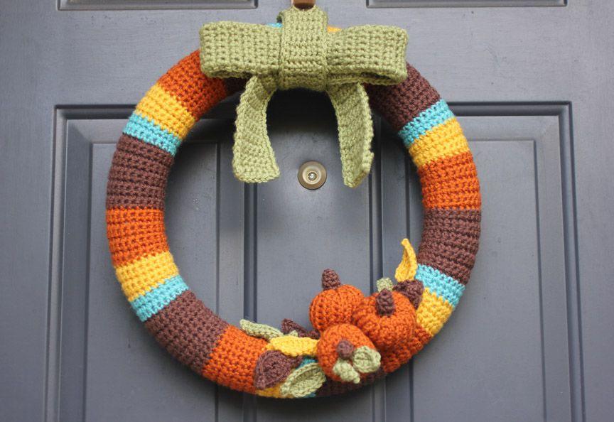 9 Free Crochet Wreath Patterns