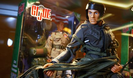 International G.I. Joe Convention Held In California