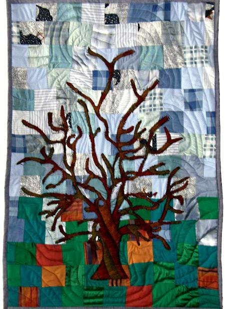 Lovely Landscape Art Quilts