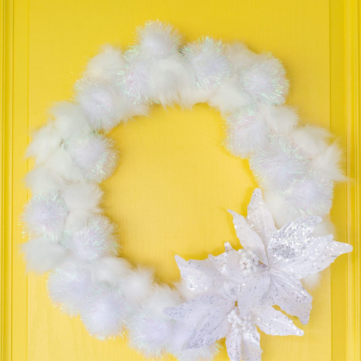 Iridescent Wreath