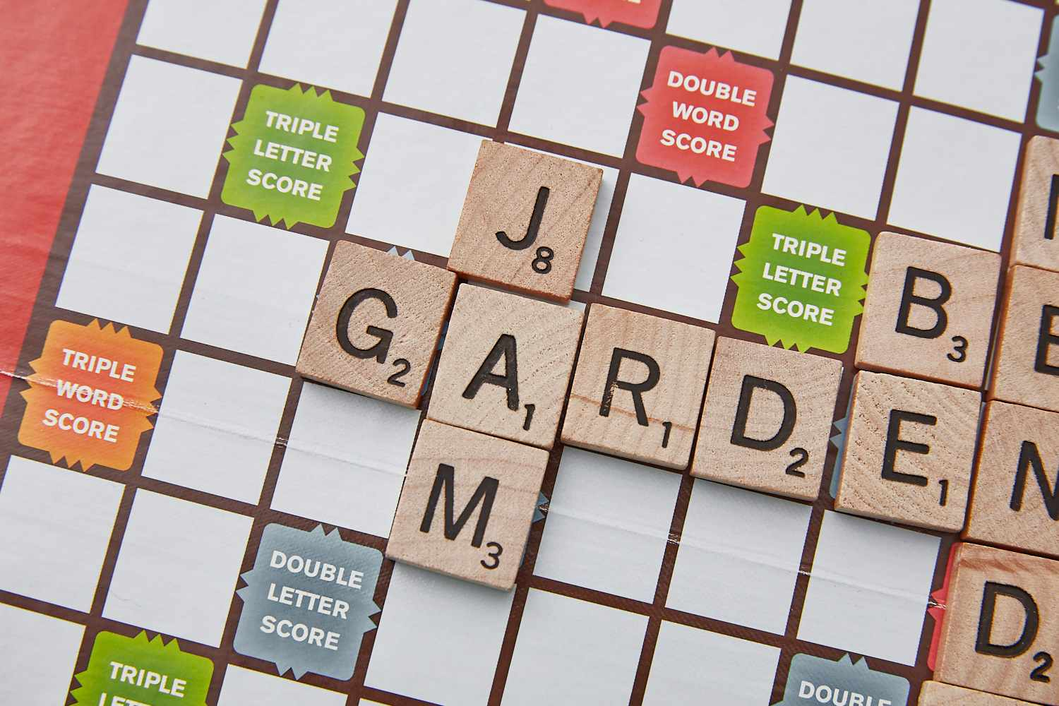 Scrabble Word Lists for the Most Challenging Tiles