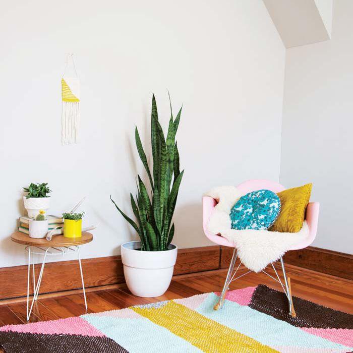DIY dorm decor projects