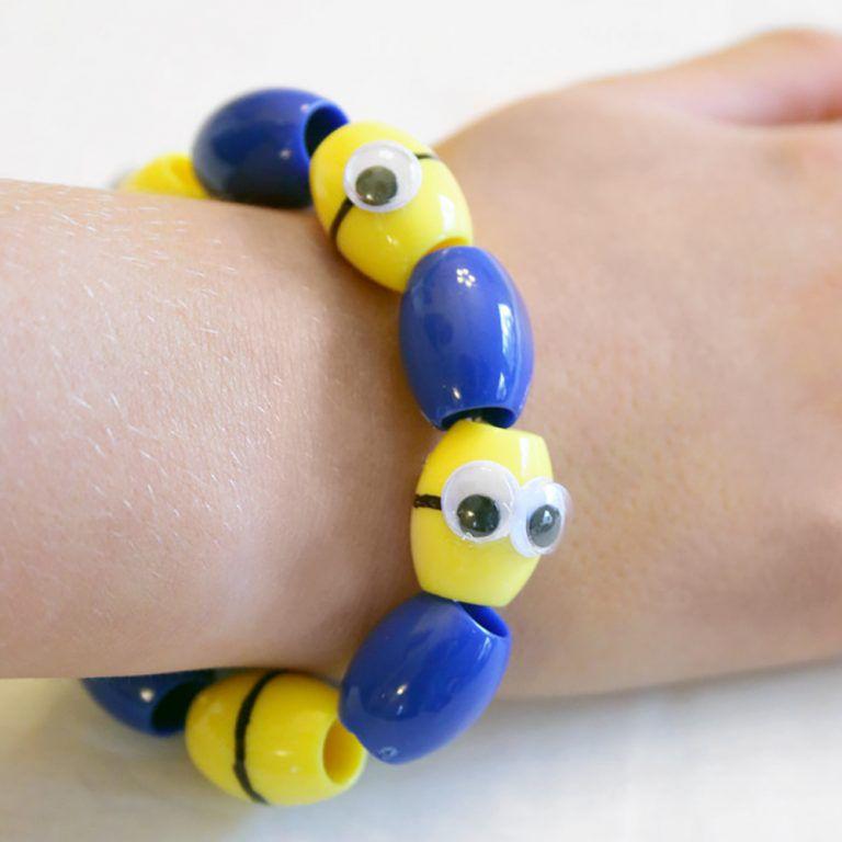 Minion Bracelet