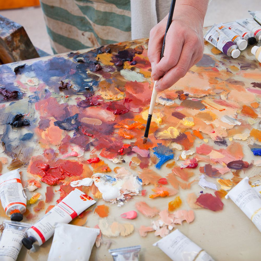 10 Oil Painting Tips for Beginners