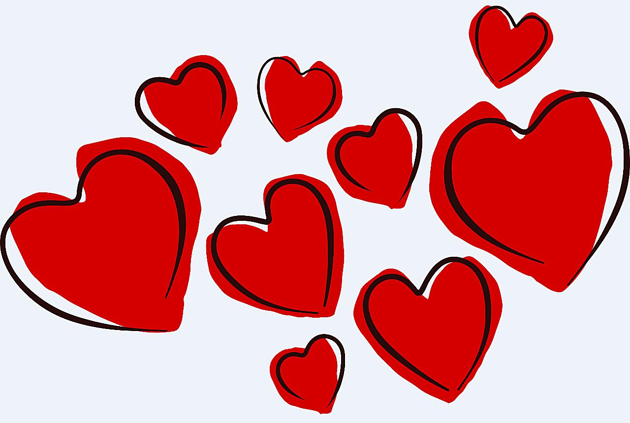 Image result for valentine heart clipart
