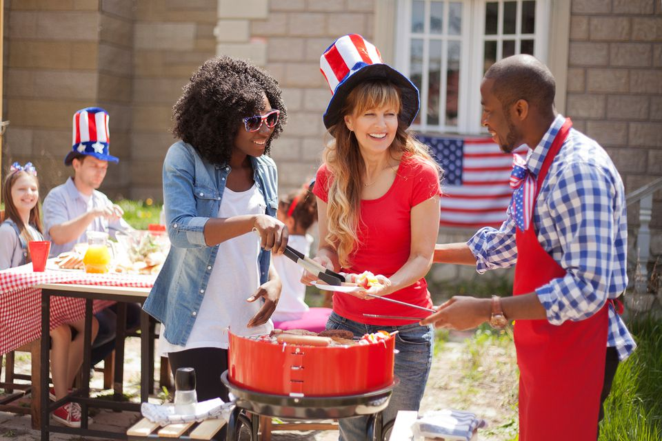 Fourth of July barbecue