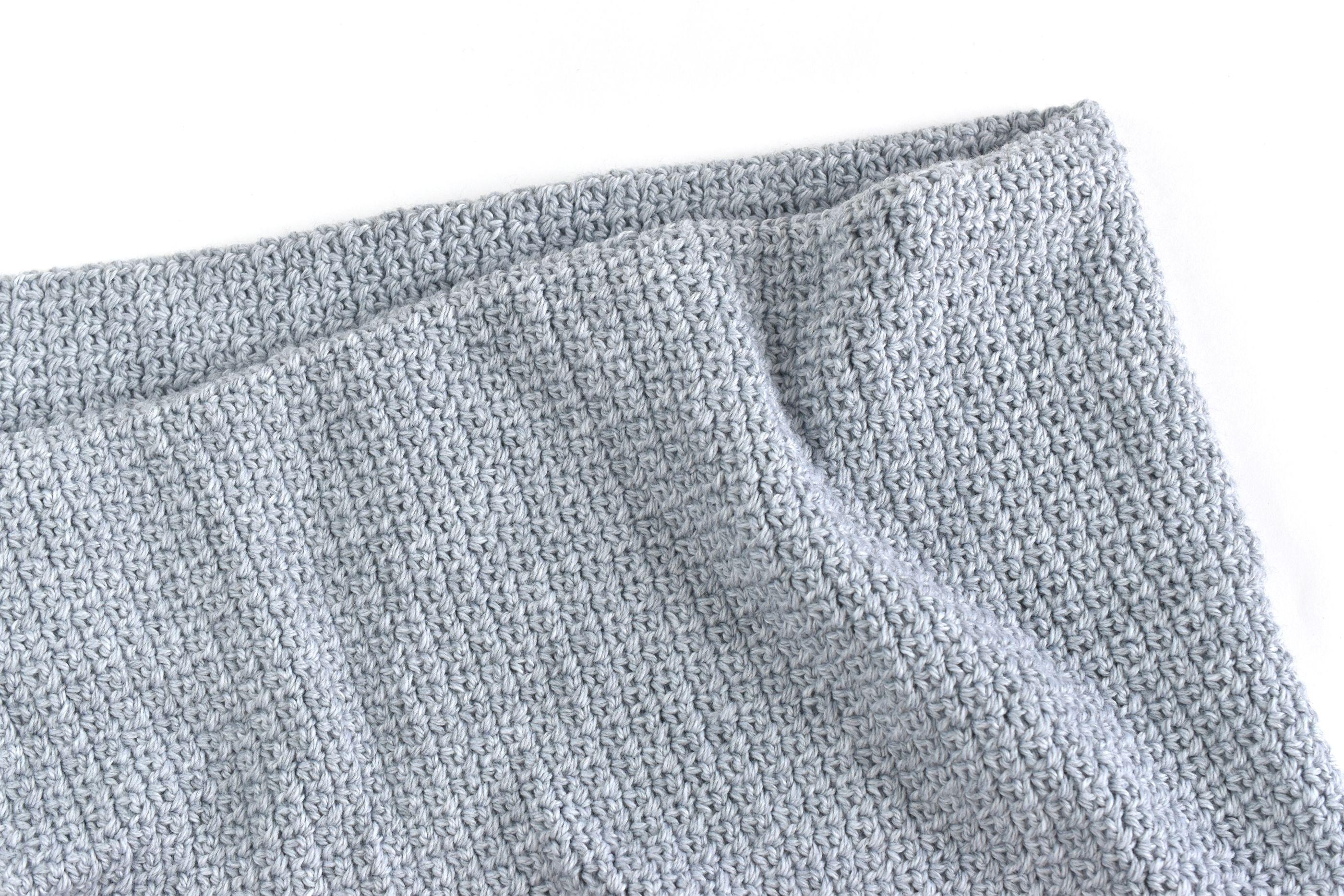 Fast Free Easy Crochet Baby Blanket Pattern