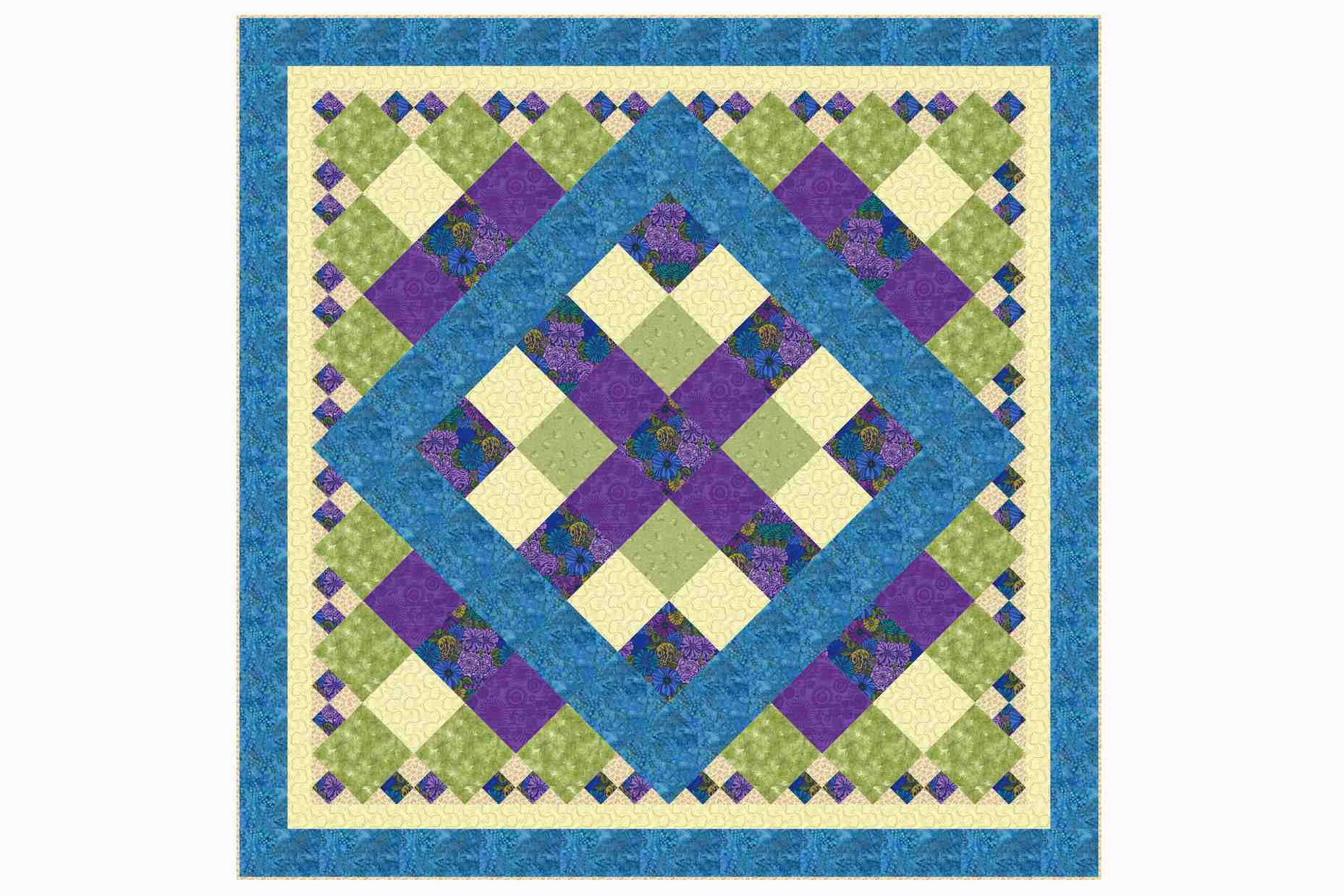 Hundreds of Quilt Block and Quilt Patterns
