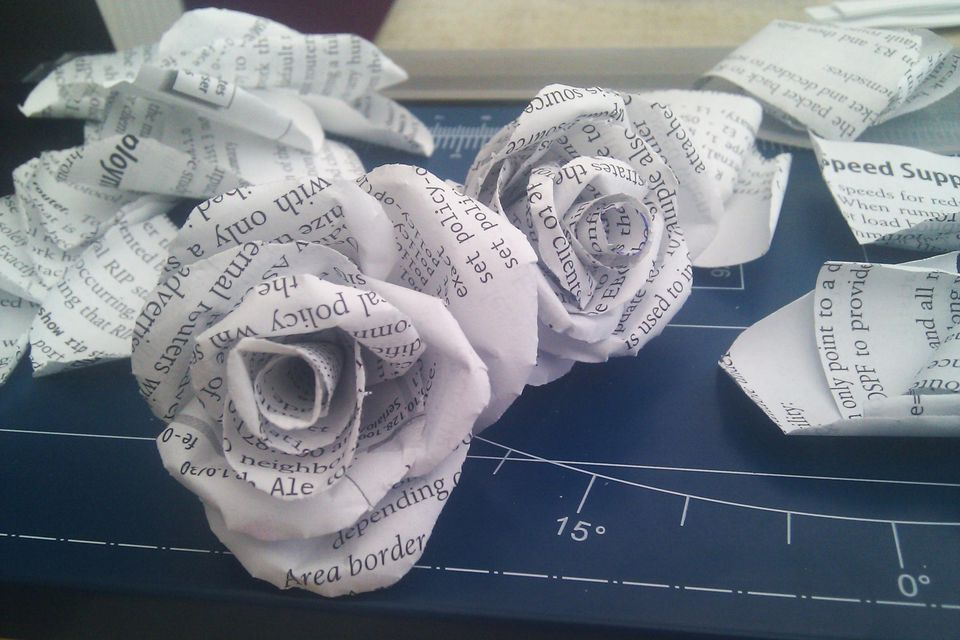 Making O'Reilly Roses