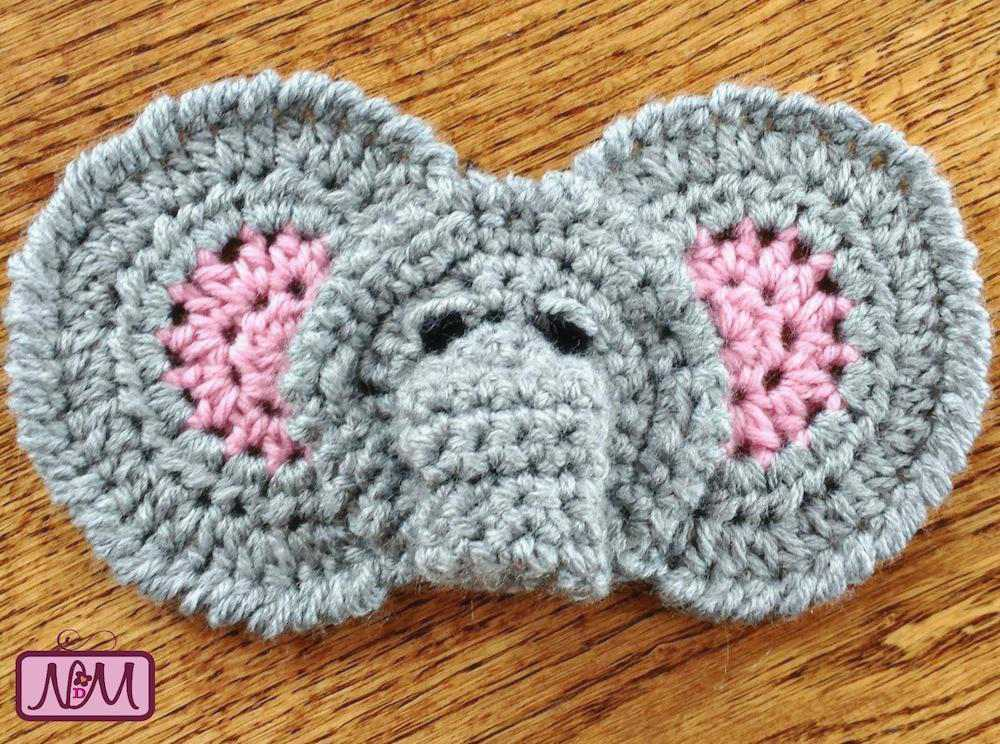 11 Free Crochet Elephant Patterns