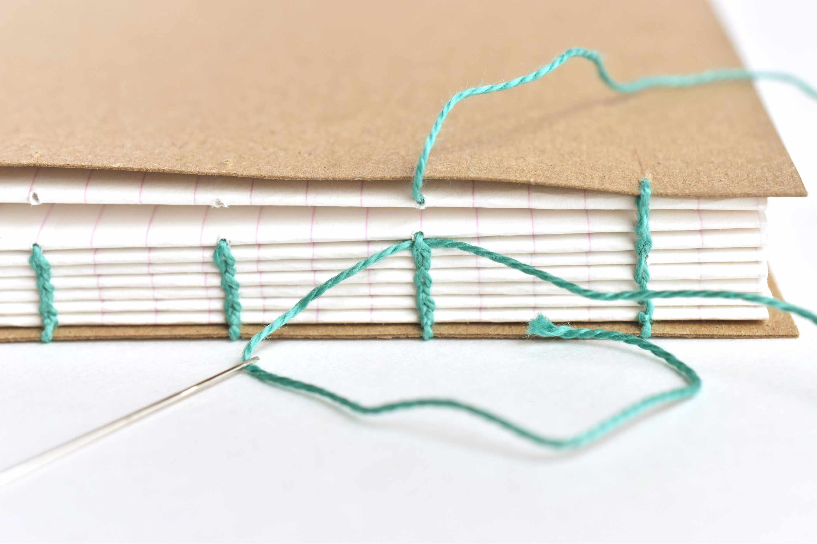 Come Out From the Signature and Through the Previous Stitch