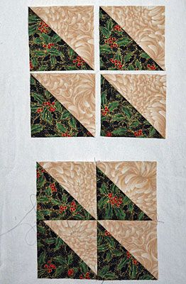 Christmas Table Runner Quilt.How To Sew A Christmas Table Runner