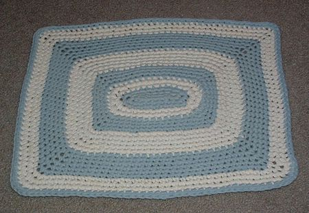 How To Crochet Rag Rugs
