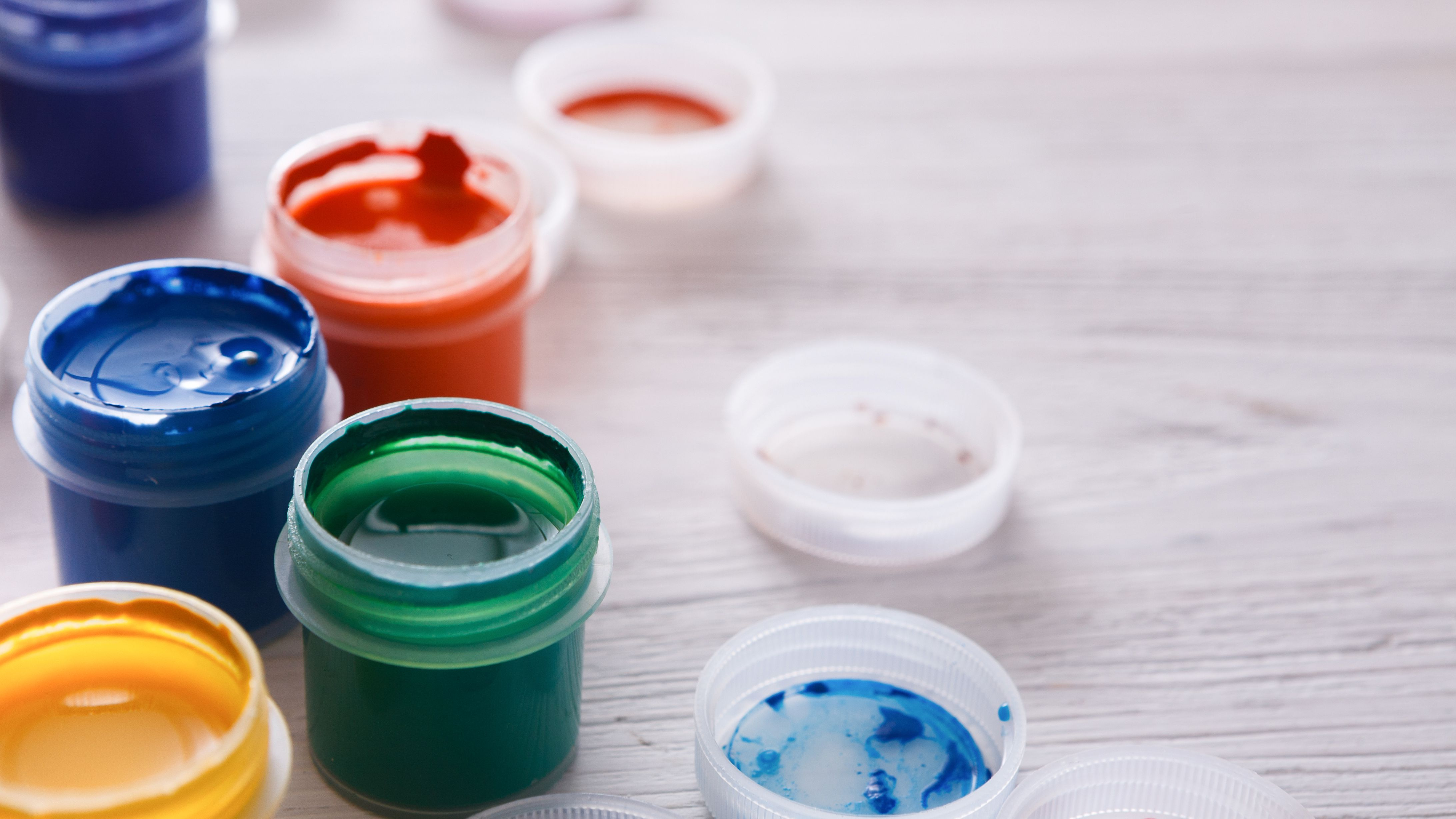 How To Thicken Up Acrylic Paint