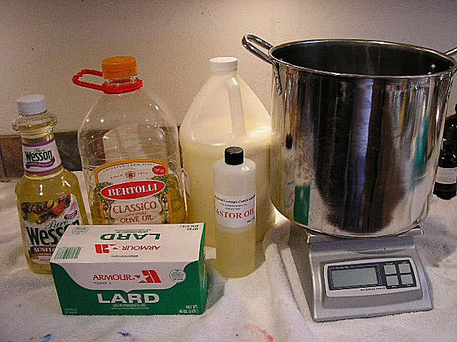 Soap Setup