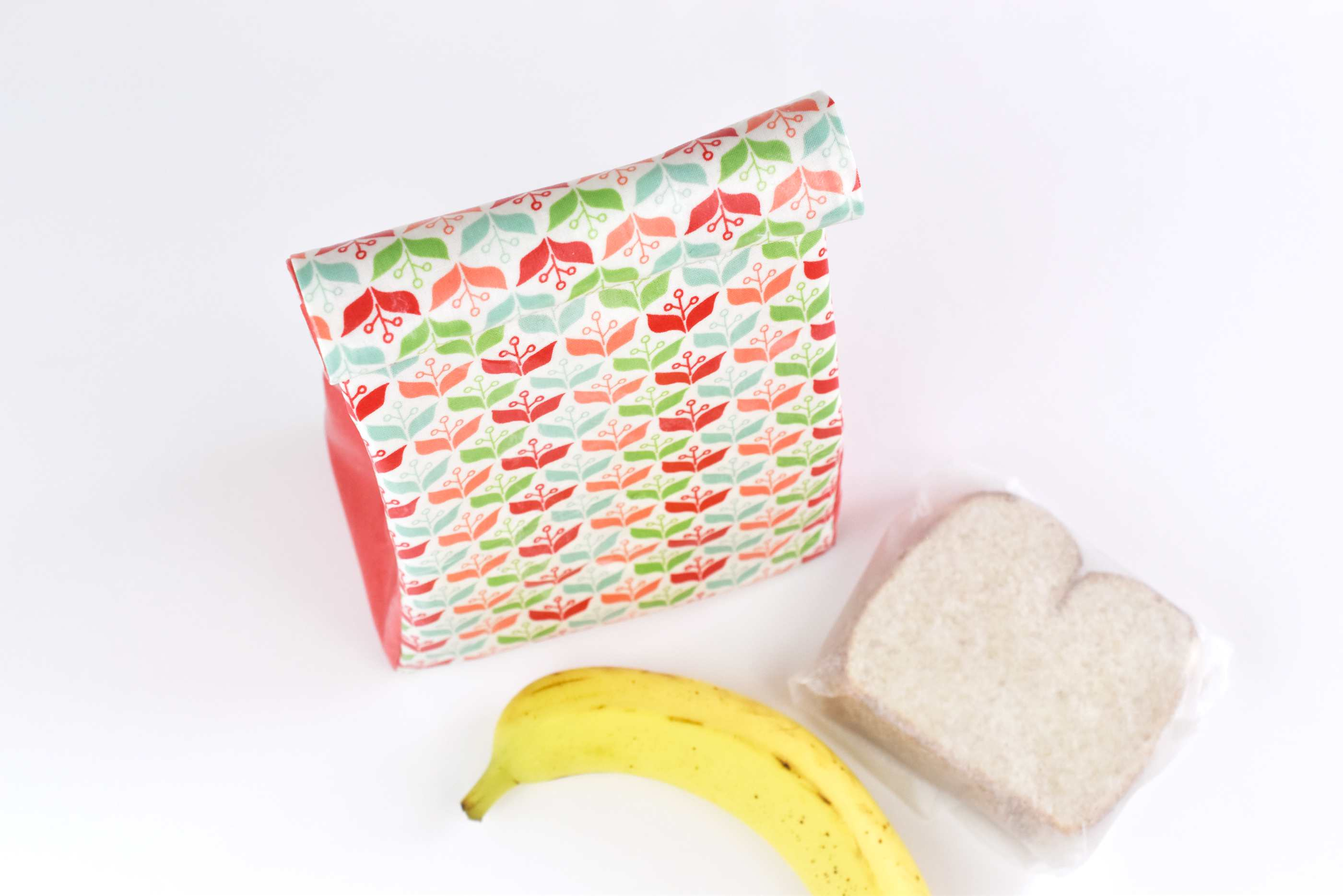 Finished Reusable Lunch Bag