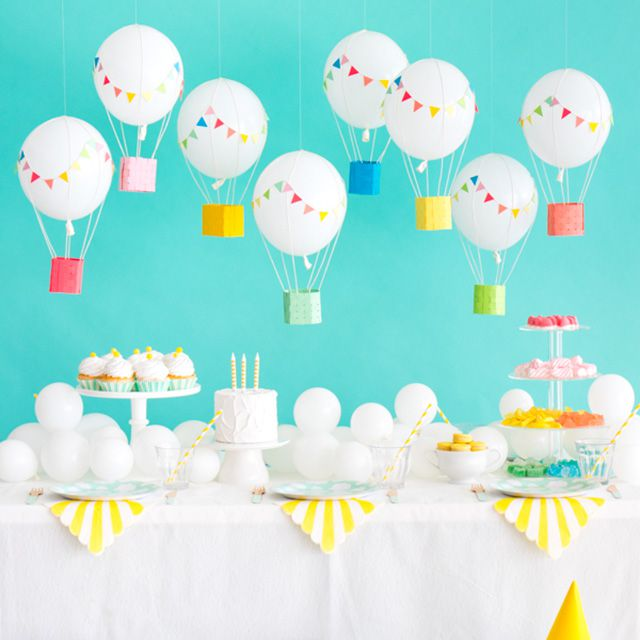 26 Fun Festive Diy Party Decorations