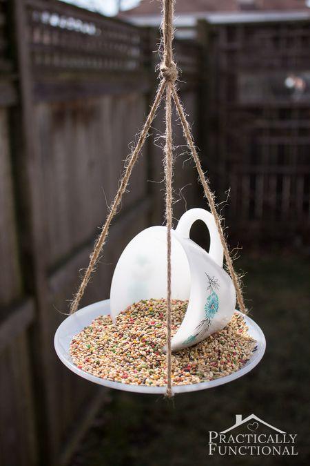 10 Diy Bird Feeder Ideas